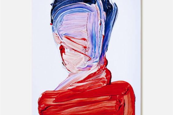 武田鉄平「絵画と絵画、その絵画とその絵画」