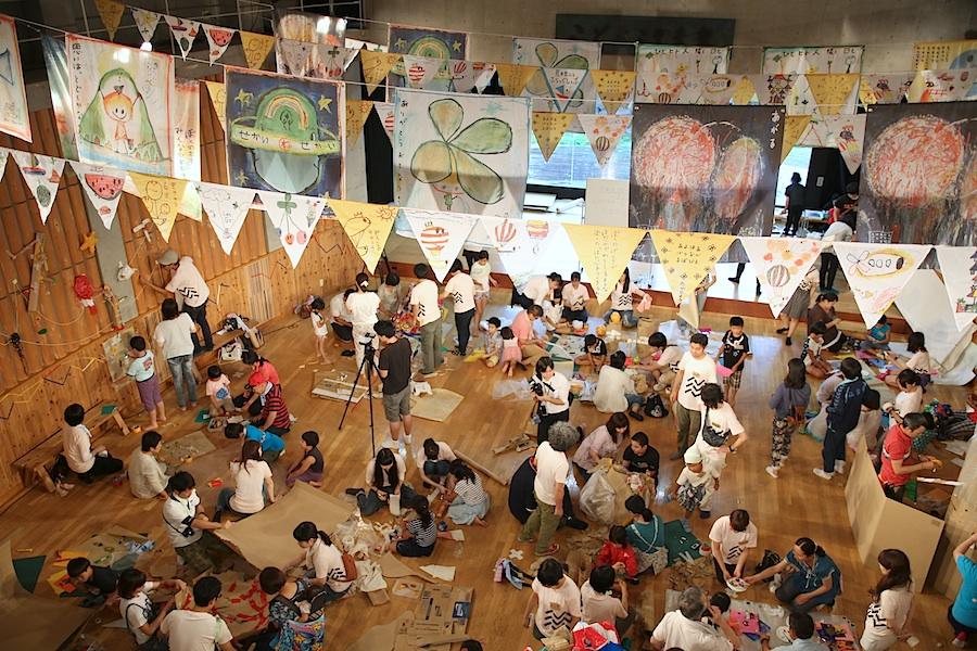キッズアートキャンプ山形(2011-2016)