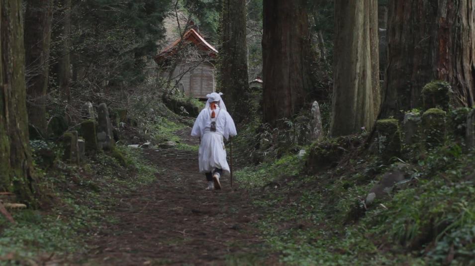 茂木綾子「山と人/火の子/森の光」